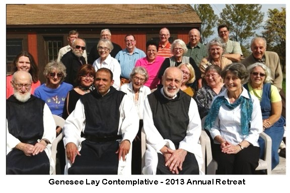 Genesee Lay Contemplatives-2013