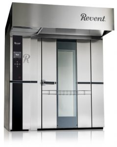 New specialty bakery oven