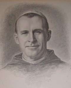 Dom Gerard McGinley. Founding Abbot of Genesee