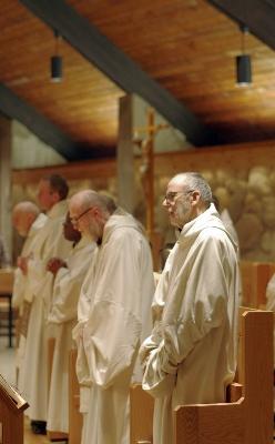 Monastic choir