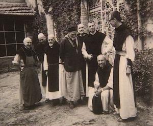 Monks of Tiberhine